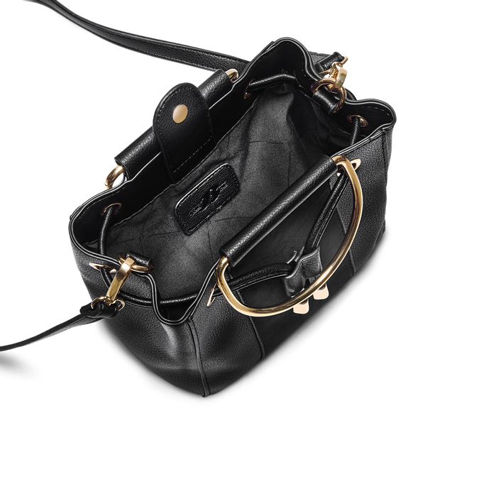 Bag bata, Noir, 961-6448 - 16
