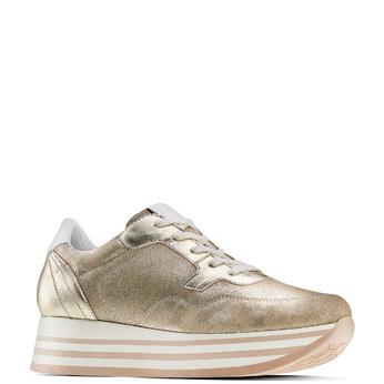 BATA Chaussures Femme bata, Or, 644-8102 - 13
