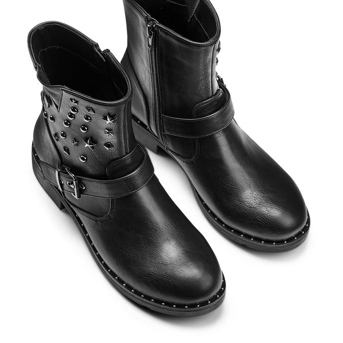BATA Chaussures Femme bata, Noir, 591-6117 - 17