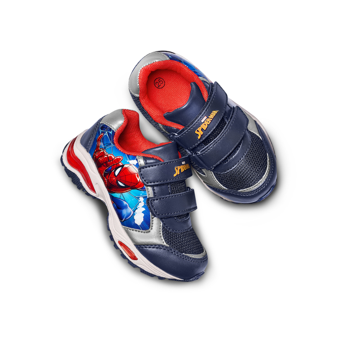 SPIDERMAN Chaussures Enfant spiderman, Violet, 211-9216 - 26