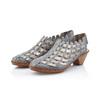 RIEKER Chaussures Femme rieker, Bleu, 624-9188 - 26