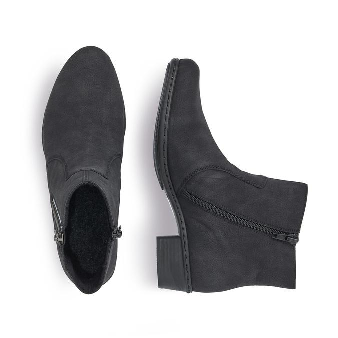 RIEKER Chaussures Femme rieker, Noir, 591-6235 - 16
