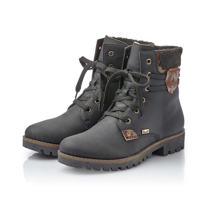 RIEKER Chaussures Femme rieker, Noir, 591-6403 - 26