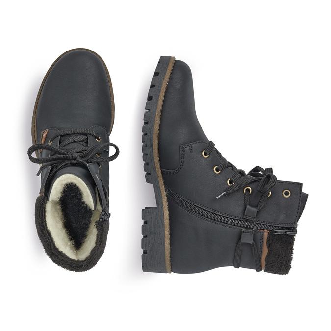 RIEKER Chaussures Femme rieker, Noir, 591-6403 - 16