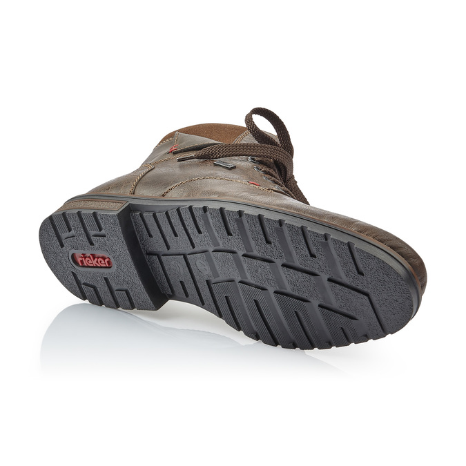 RIEKER Chaussures Homme rieker, Brun, 891-4157 - 17