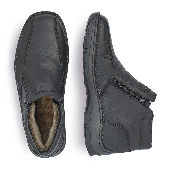 RIEKER Chaussures Homme rieker, Noir, 894-6765 - 16
