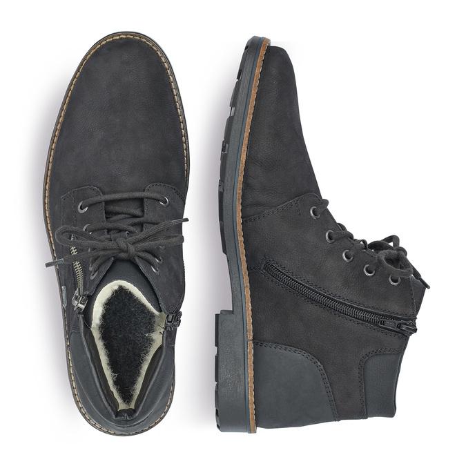 RIEKER Chaussures Homme rieker, Noir, 894-6769 - 16