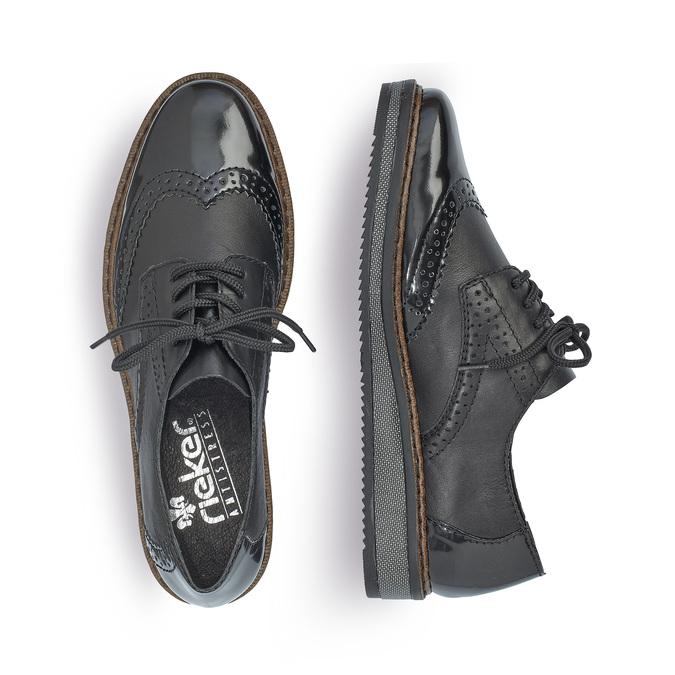 RIEKER Chaussures Femme rieker, Noir, 521-6129 - 16