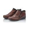 RIEKER Chaussures Femme rieker, Rouge, 591-5270 - 26