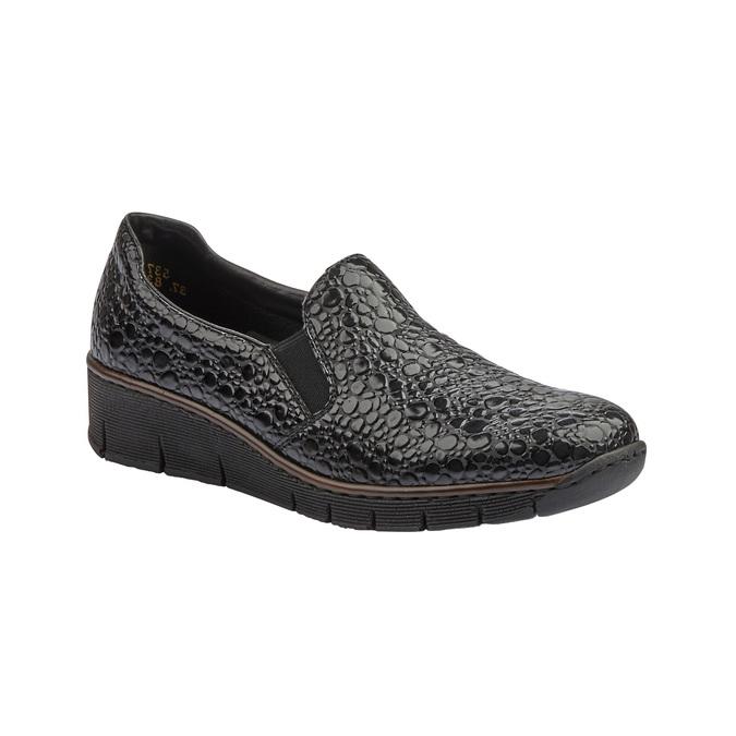 RIEKER Chaussures Femme rieker, Noir, 511-6149 - 13