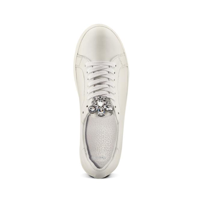 BATA Chaussures Femme bata, Blanc, 544-1442 - 17