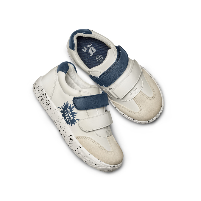 MINI B Chaussures Enfant mini-b, Blanc, 211-1212 - 26
