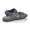RIEKER Chaussures Homme rieker, Bleu, 861-9199 - 15