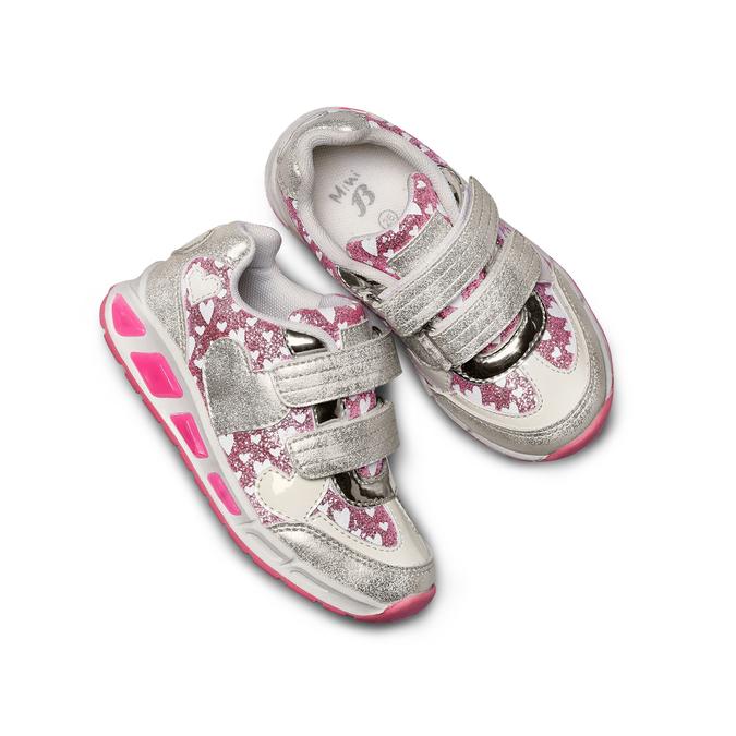MINI B Chaussures Enfant mini-b, Argent, 221-2238 - 26