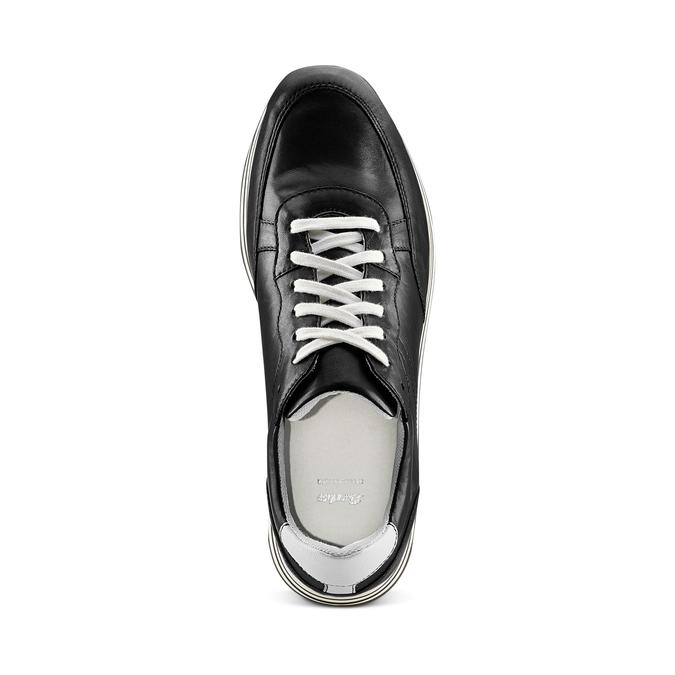 BATA Chaussures Femme bata, Noir, 644-6102 - 17
