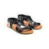 BATA Chaussures Femme bata, Noir, 564-6443 - 16