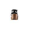 BATA Chaussures Femme bata, Noir, 661-6357 - 15