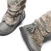 Childrens shoes mini-b, Gris, 391-2412 - 19