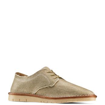 Men's shoes bata, Jaune, 859-8204 - 13