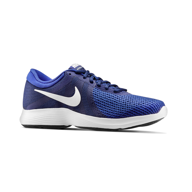 Men's shoes nike, Bleu, 809-9874 - 13