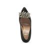 BATA M Chaussures Femme, Noir, 723-6261 - 15