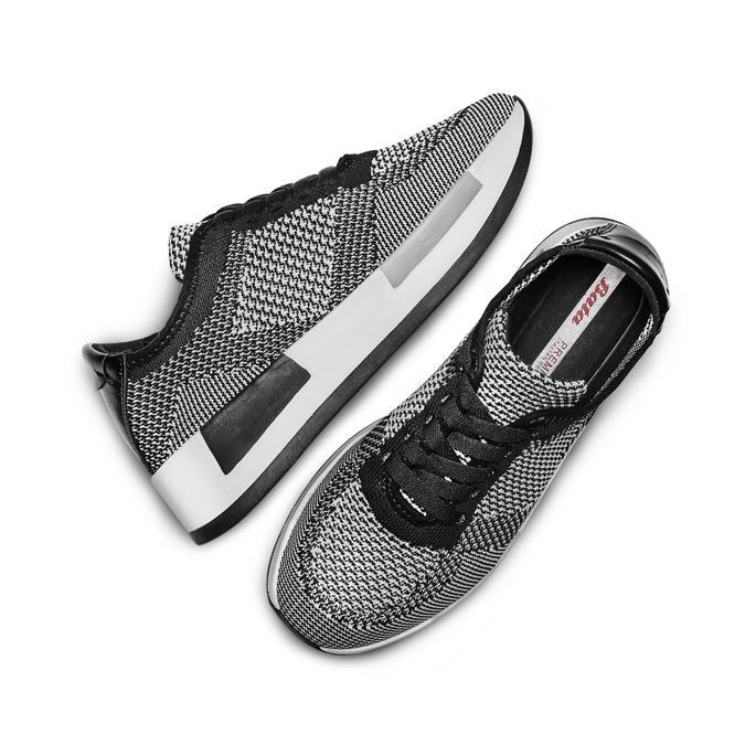 BATA Chaussures Femme bata, Noir, 549-6438 - 26