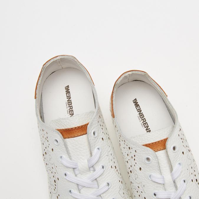 WEINBRENNER Chaussures Femme weinbrenner, Blanc, 524-1413 - 17