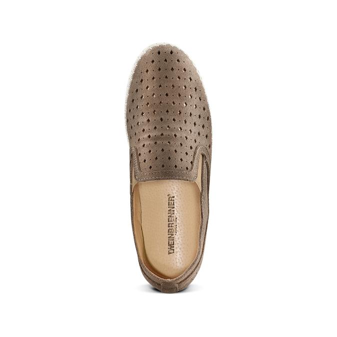 WEINBRENNER Chaussures Femme weinbrenner, Gris, 513-2302 - 17