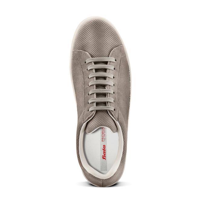 BATA Chaussures Homme bata, Gris, 843-2673 - 17