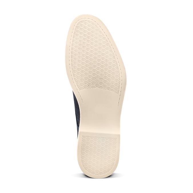BATA RL Chaussures Homme bata-rl, Bleu, 829-9555 - 19