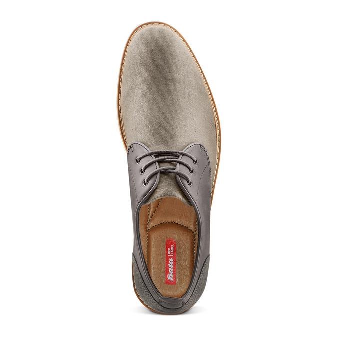 BATA RL Chaussures Homme bata-rl, Gris, 829-2581 - 17