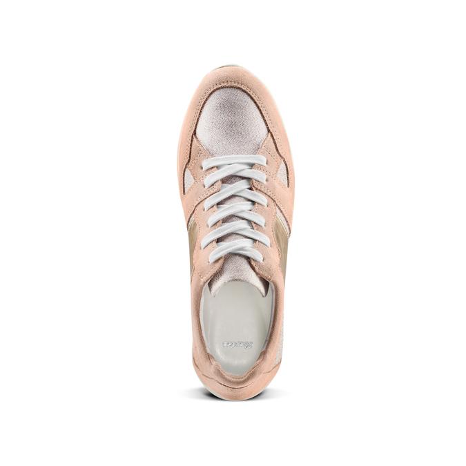 BATA Chaussures Femme bata, Rose, 549-5443 - 17