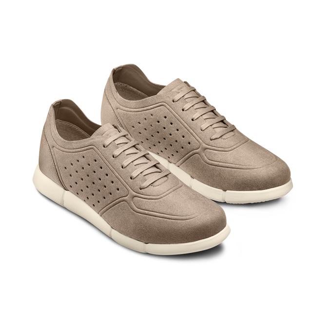 BATA B FLEX Chaussures Homme bata-b-flex, Jaune, 841-8473 - 16