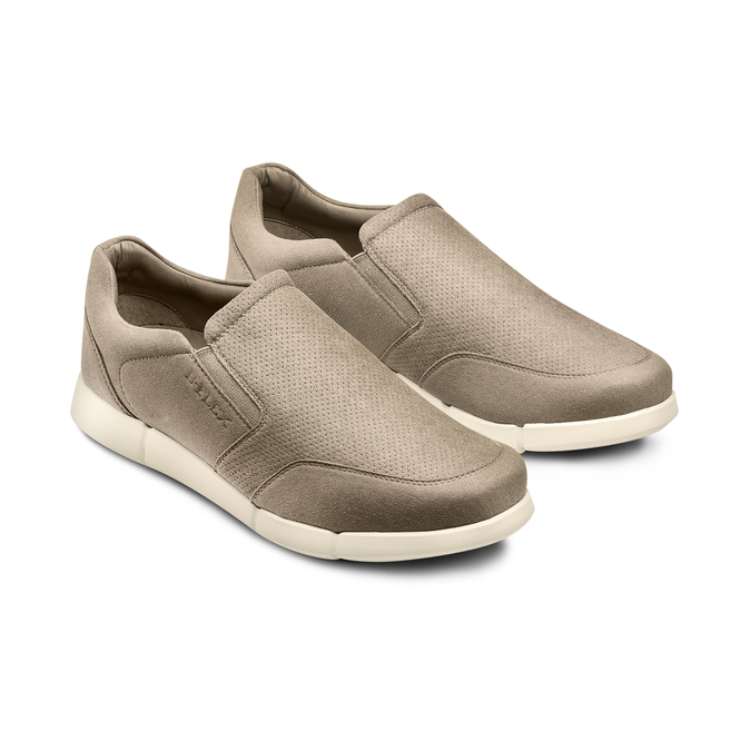 BATA B FLEX Chaussures Homme bata-b-flex, Jaune, 831-8149 - 16