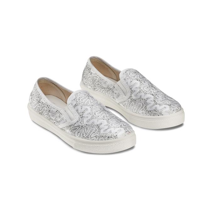 MINI B Chaussures Enfant mini-b, Argent, 329-1327 - 16