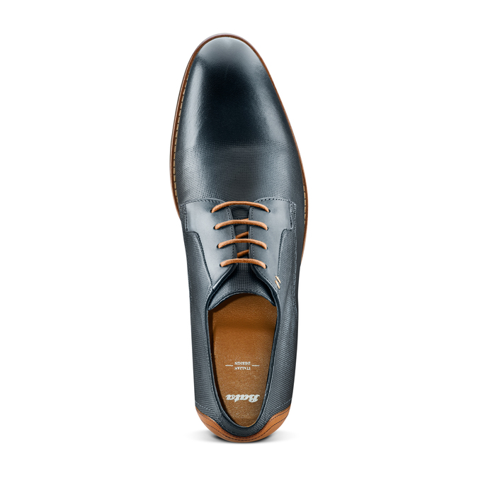 BATA Chaussures Homme bata, Bleu, 824-9465 - 17