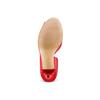 BATA Chaussures Femme bata, Rouge, 724-5370 - 19