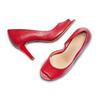 BATA Chaussures Femme bata, Rouge, 724-5370 - 26