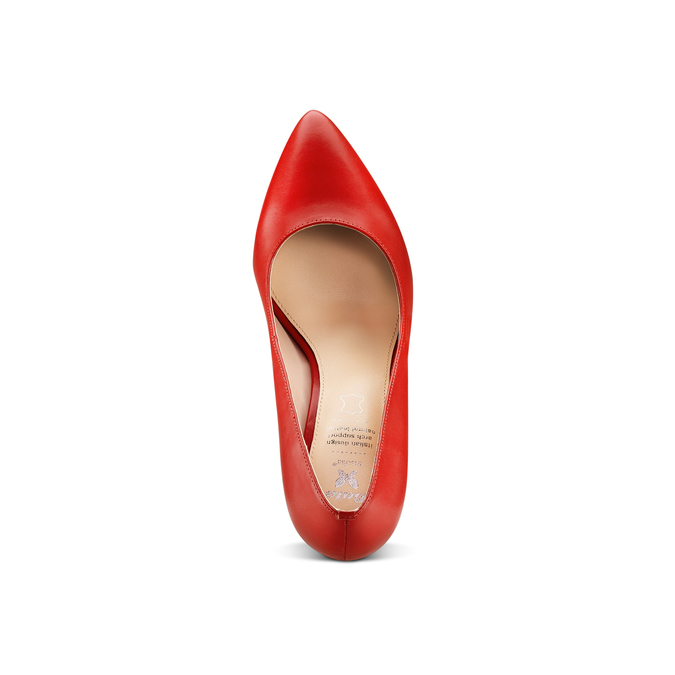 INSOLIA Chaussures Femme insolia, Rouge, 724-5340 - 17