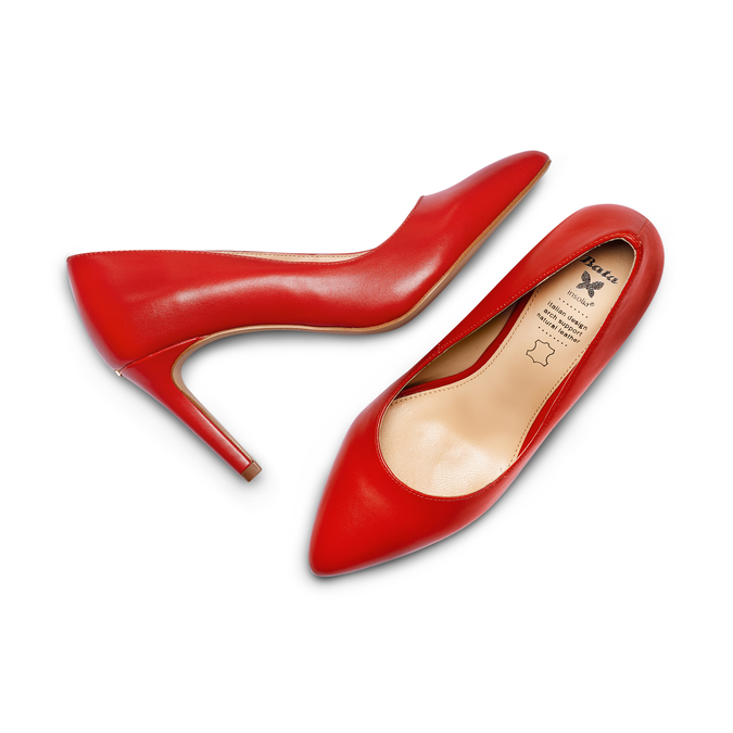 INSOLIA Chaussures Femme insolia, Rouge, 724-5340 - 26