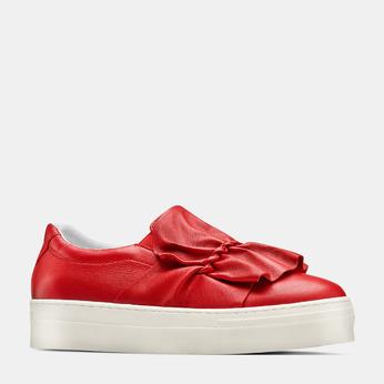 BATA Chaussures Femme bata, Rouge, 534-5138 - 13