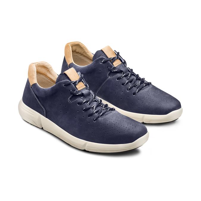 BATA LIGHT Chaussures Homme bata-light, Bleu, 846-9343 - 16