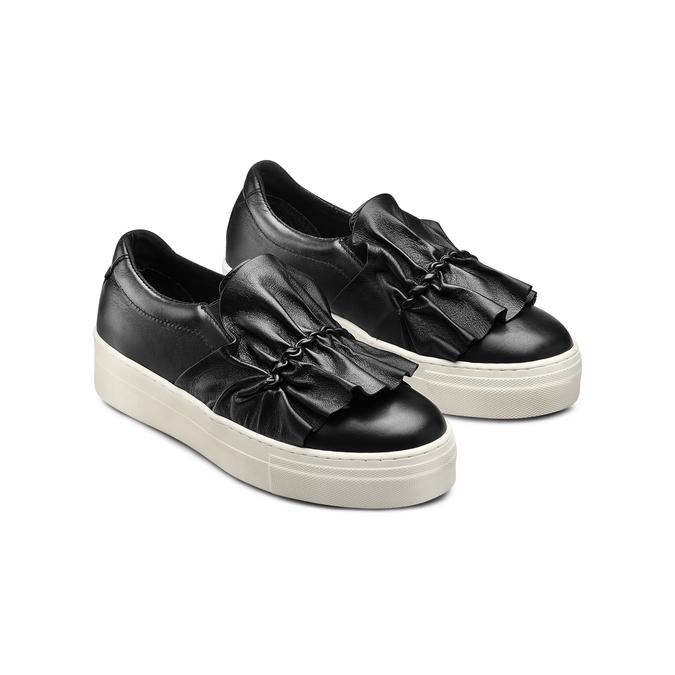 BATA Chaussures Femme bata, Noir, 534-6138 - 16