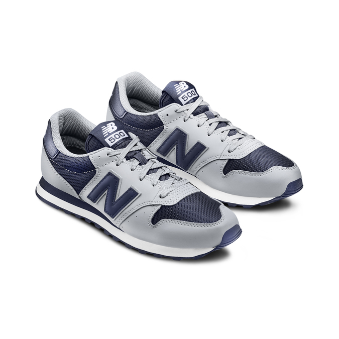 NEW BALANCE Chaussures Homme new-balance, Gris, 809-2103 - 16