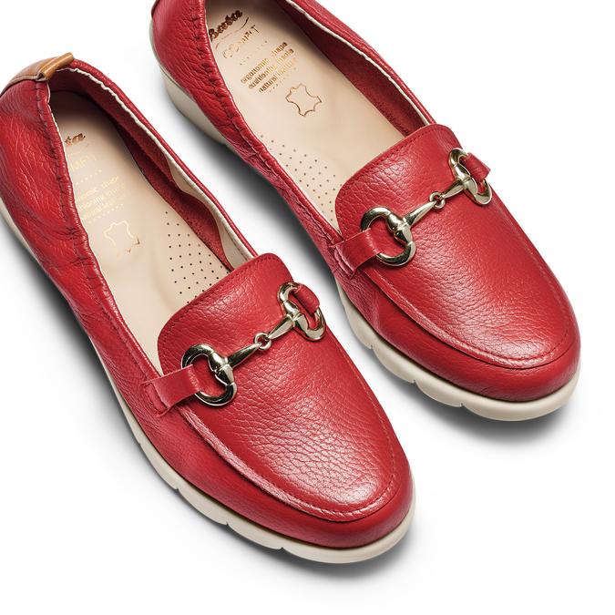 COMFIT Chaussures Femme comfit, Rouge, 614-5140 - 26