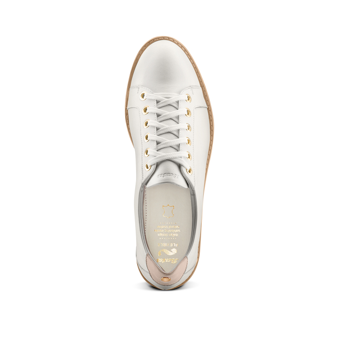 FLEXIBLE Chaussures Femme flexible, Blanc, 624-1203 - 17