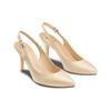 BATA Chaussures Femme bata, Beige, 724-8196 - 16