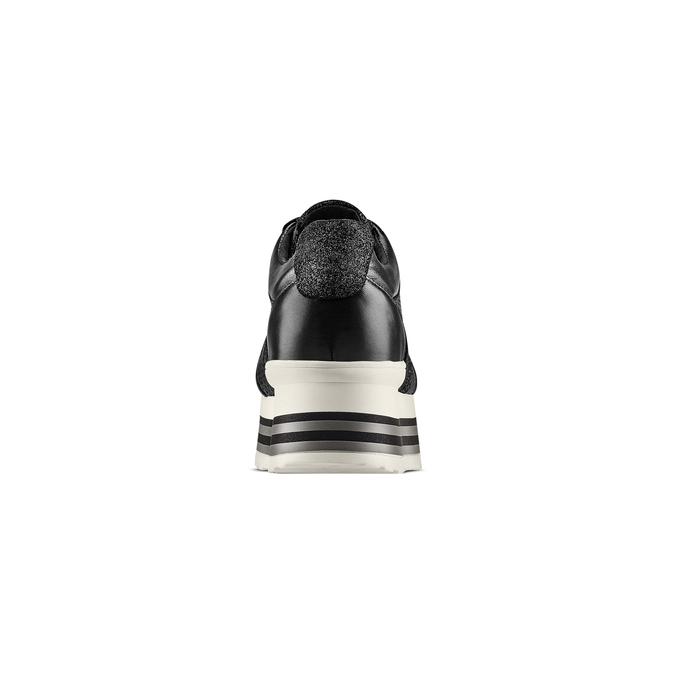 BATA Chaussures Femme bata, Noir, 644-6111 - 15