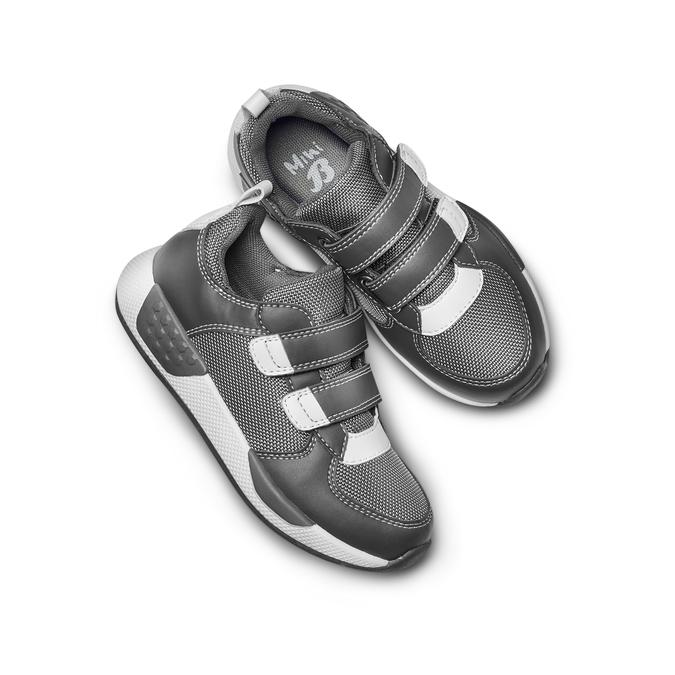 MINI B Chaussures Enfant mini-b, Gris, 319-2163 - 26