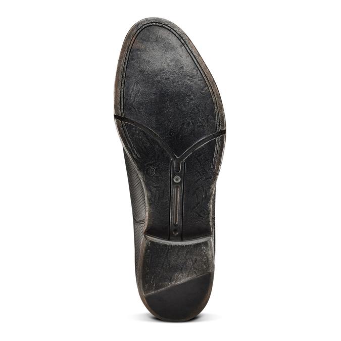 BATA Chaussures Homme bata, Noir, 824-6464 - 19